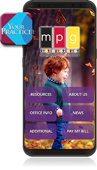 The Maryland Pediatric Group Mobile App